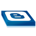 social bookmark blogger  iconizer