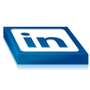 social bookmark linkedin  iconizer