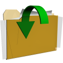 folder save insert actions  iconizer