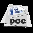 doc mimetype file type  iconizer