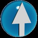 arrow top  iconizer