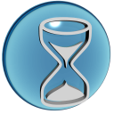 windows loading clock time  iconizer