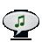 audio notification icon