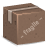 box fragile product icon