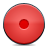 button record red icon
