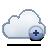 add cloud icon