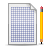 document pen plaid icon