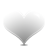 empty heart icon
