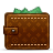bills cash louis vuitton money payment wallet icon