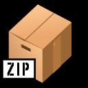BeOS Zip archive