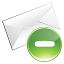 delete email green