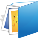folder images blue