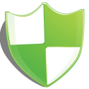 shield protection green