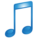 sound music itunes blue