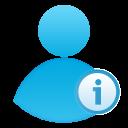 info user