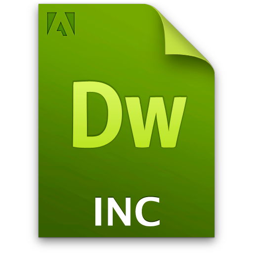 doc document file inc icon