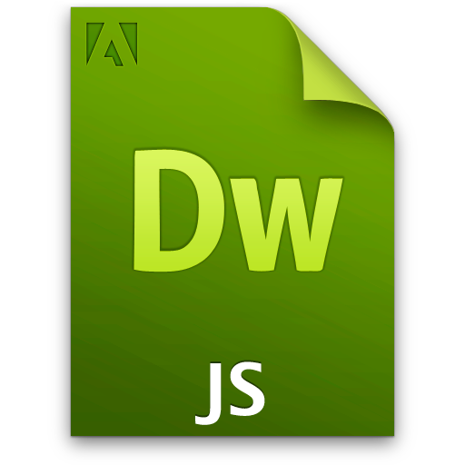doc document file js icon