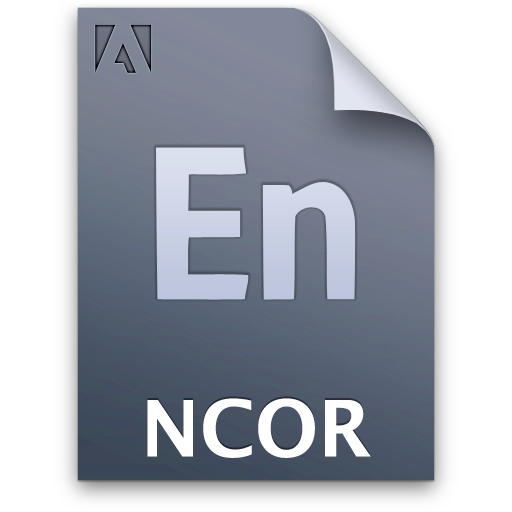 document file ncorproject icon