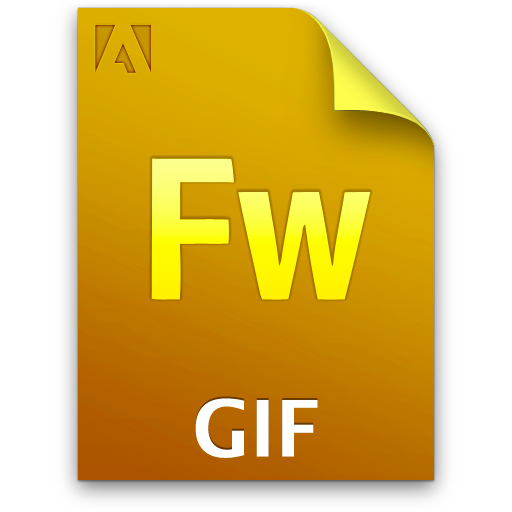 document file fw gif icon