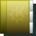 папку золото