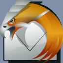 Thunderbird оранжевый