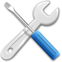preferences settings tools icon
