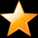 bookmark favourite star icon