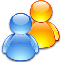 kdmconfig man people person icon