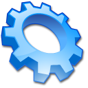 cog gear system wheel icon
