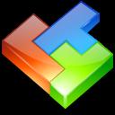 computer game tetris icon