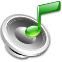 lsongs note speaker icon