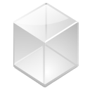 box glass icon