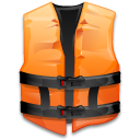 help life support vest icon