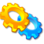 gears package system wheels icon