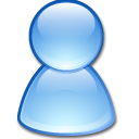 personal user icon