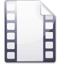 film movie video icon