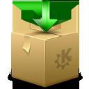 ковчег стрелка коробка скачать KDE пакет значок