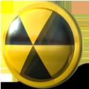 burn nuclear icon