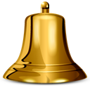 alarm bell ringtone icon