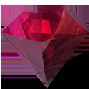 beryl-manager diamond jewel purple icon