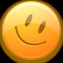 emoticon good happy smiley icon