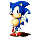 computer game sonic icon