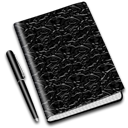 book diary notebook icon