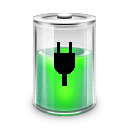 battery charge energy power icon