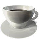 coffee cup food java icon