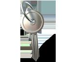key lock password icon
