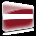 dooffy design icons EU flags Latvia