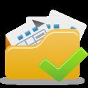 Open Folder Accept