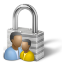 lock login manager private register security icon