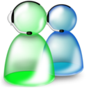headset personal support switchboard icon